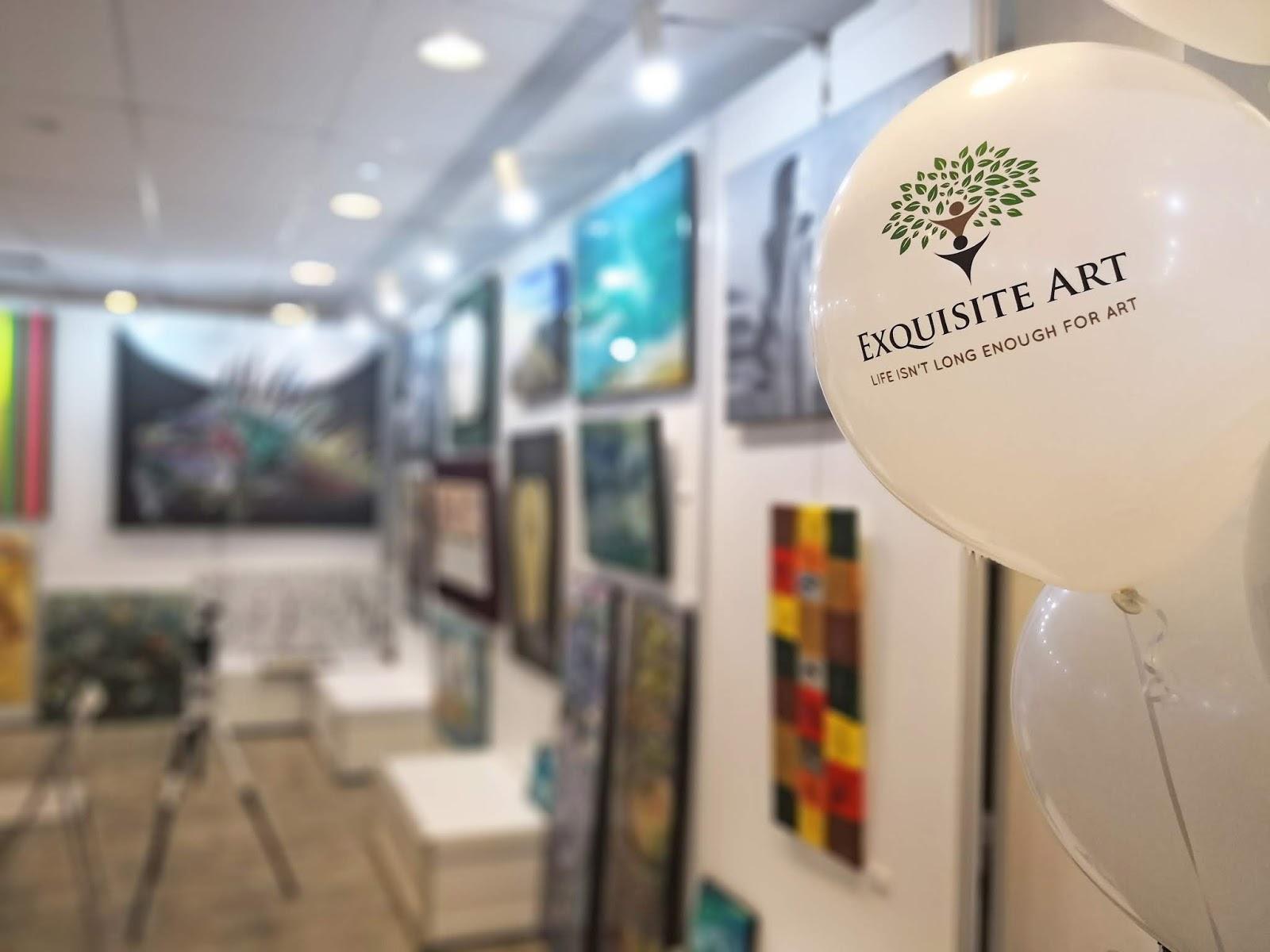 Tatinis Art Show 2018 – A Love Affair with Art