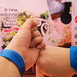 Rainforest World Music Festival 2018 Entrance Tag