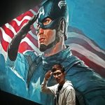 Captain America at Marvel Studios: Ten Years of Heroes Exhibition