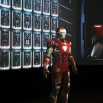 Iron Man at Marvel Studios: Ten Years of Heroes Exhibition