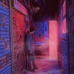 Back Alley Digital Art and Animation by Alvin Sim