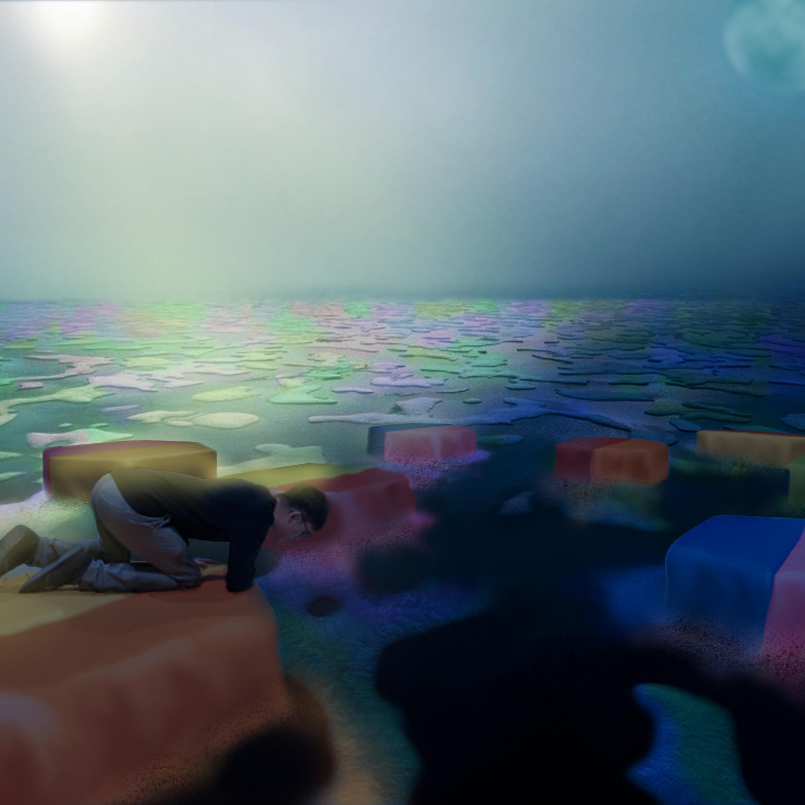 Blink of Transition Digital Art by Alvin Sim