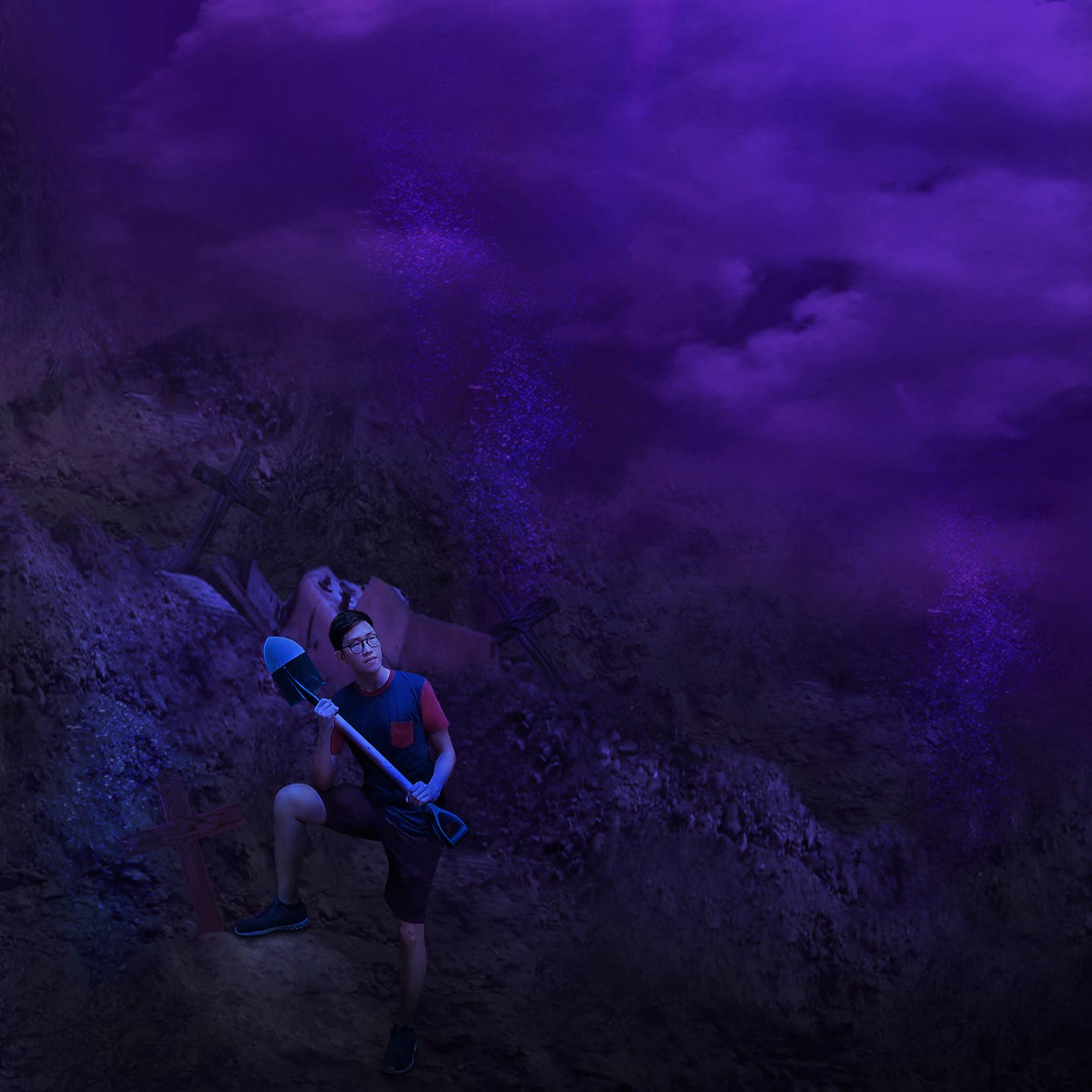 Great Burial Reef Digital Art by Alvin Sim