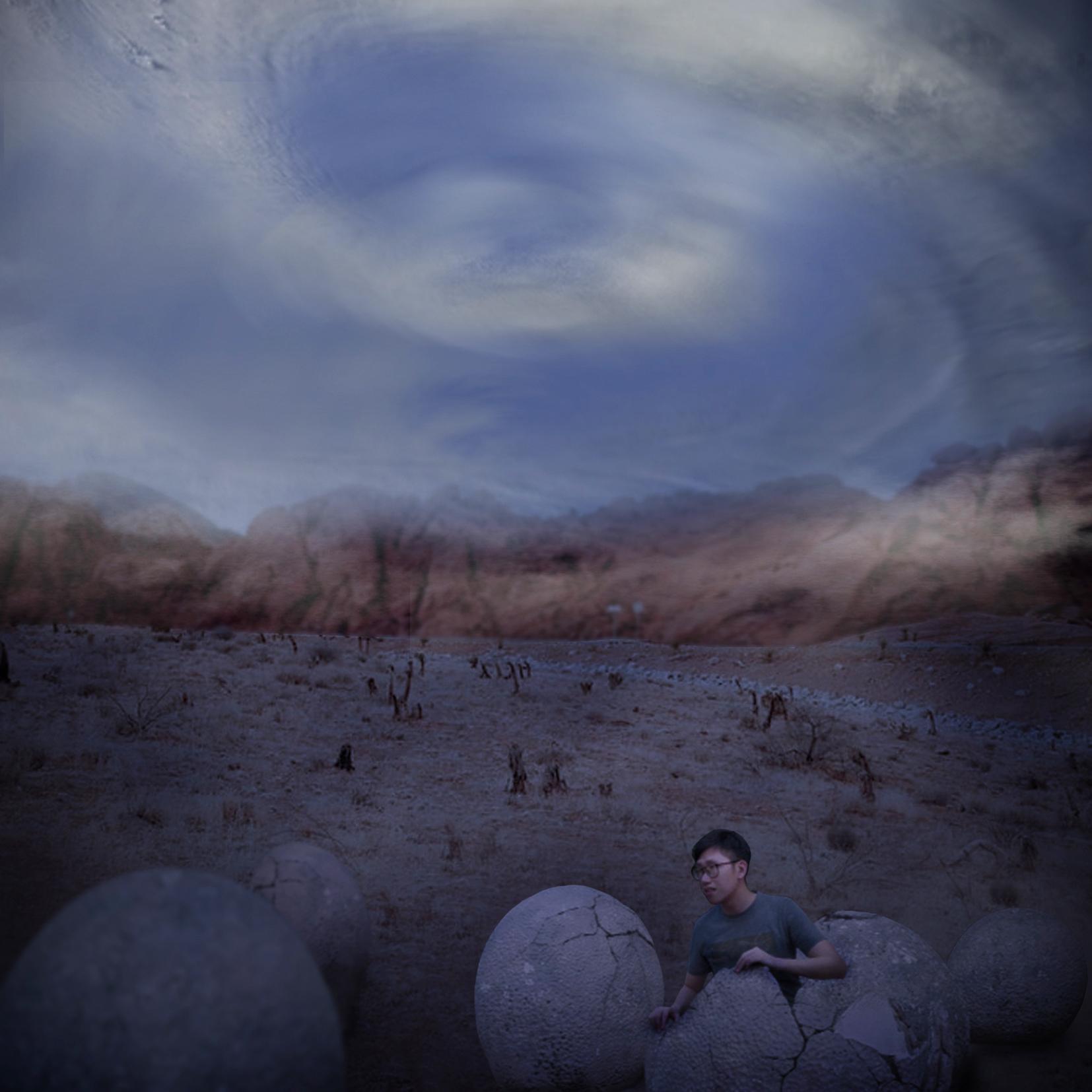 Hatch of Dawn Digital Art by Alvin Sim