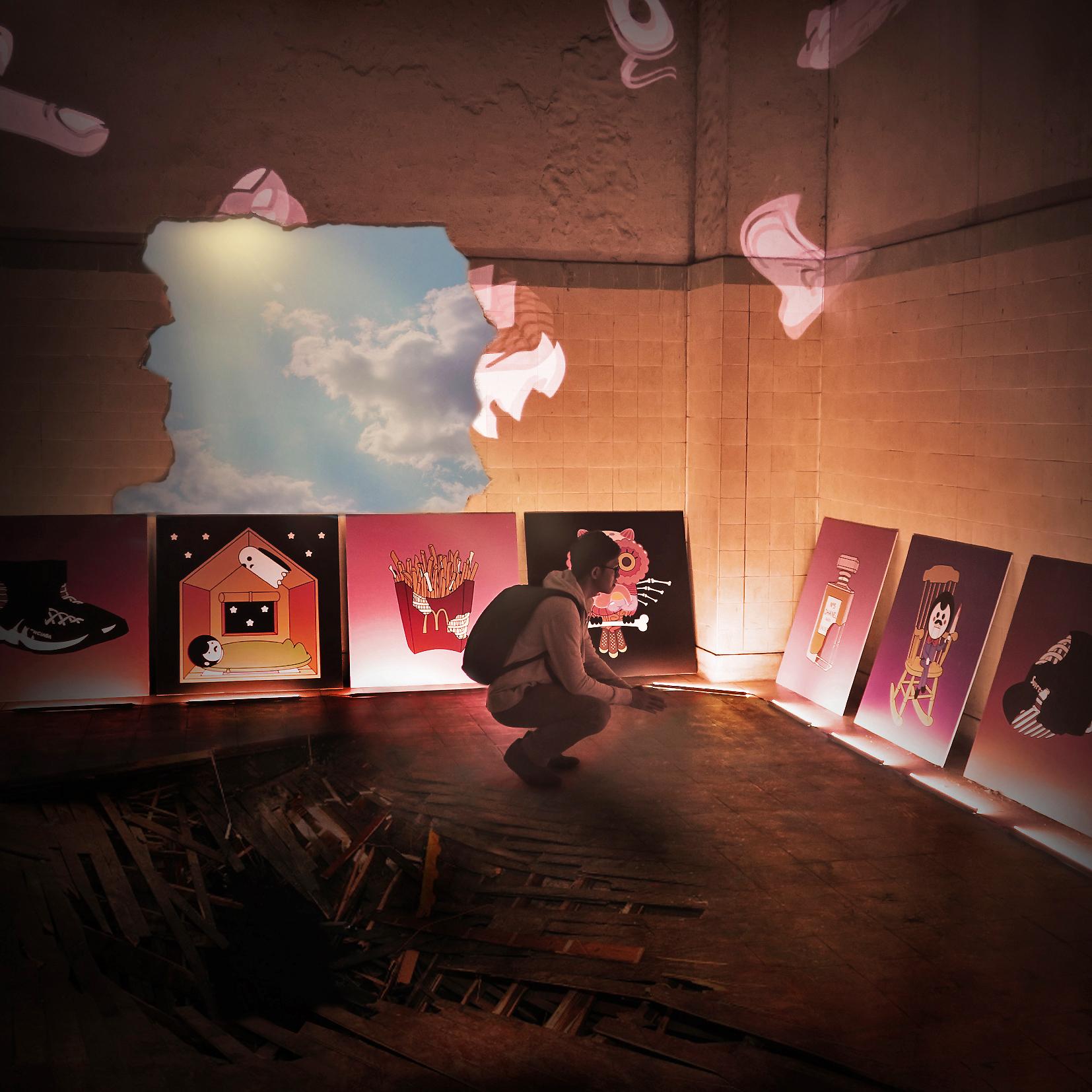 Jig Saw Digital Art by Alvin Sim