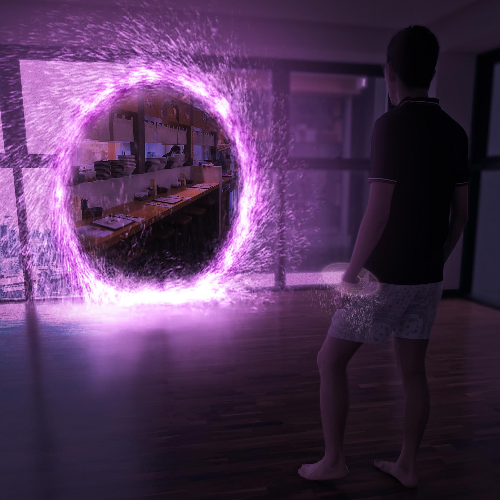Portal Of Cravings Digital Art by Alvin Sim