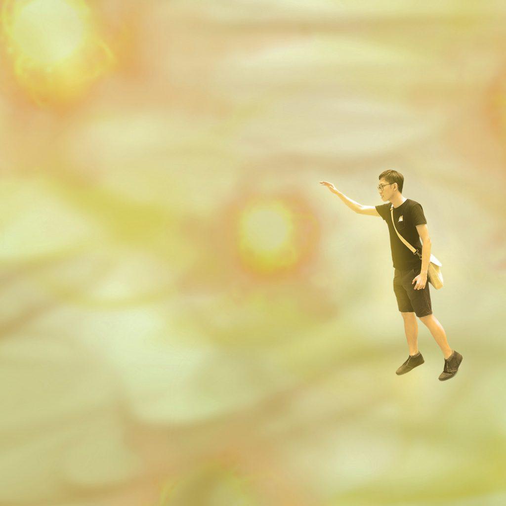Quantum Realm II Illustration by Alvin Sim