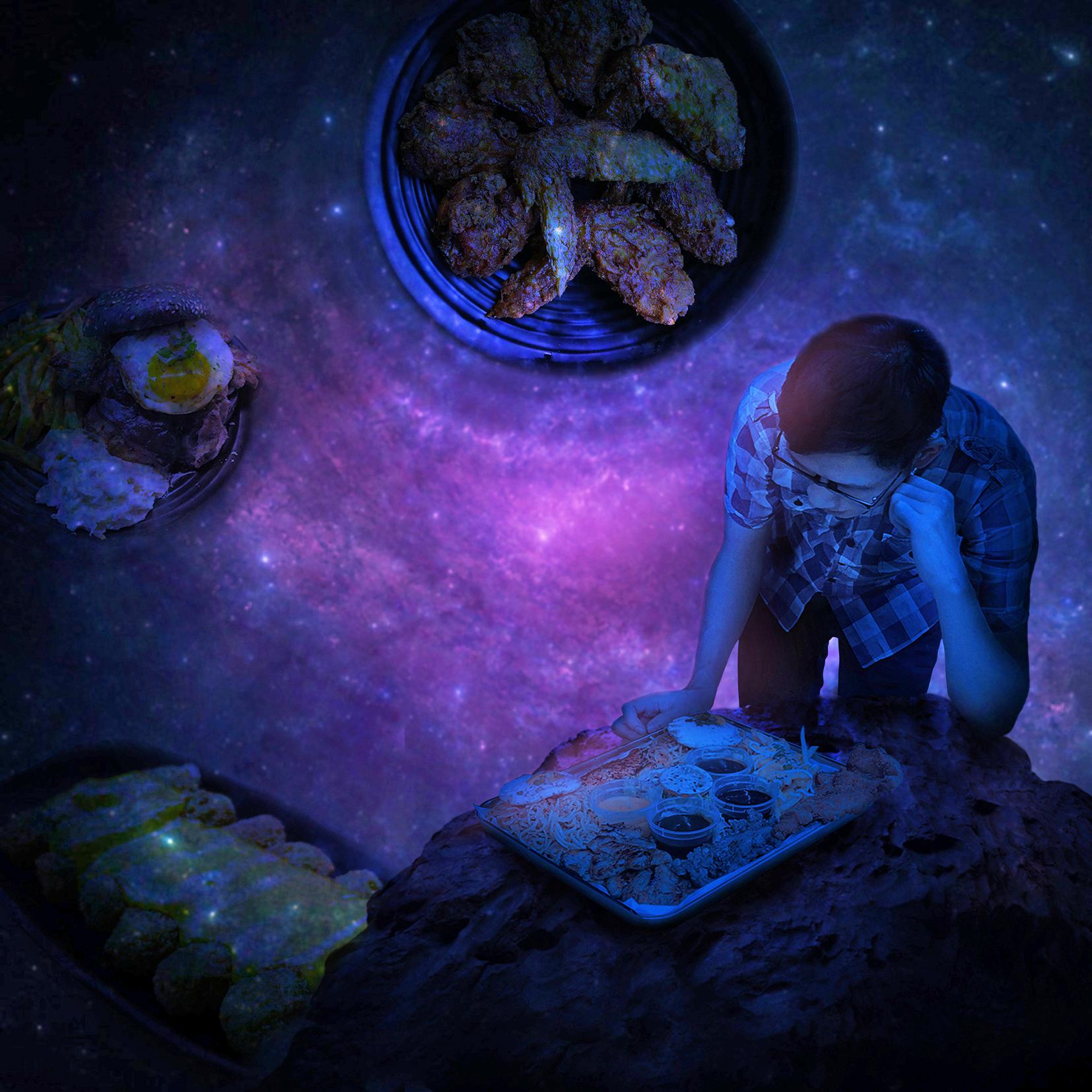 Spacial Dream Digital Art by Alvin Sim