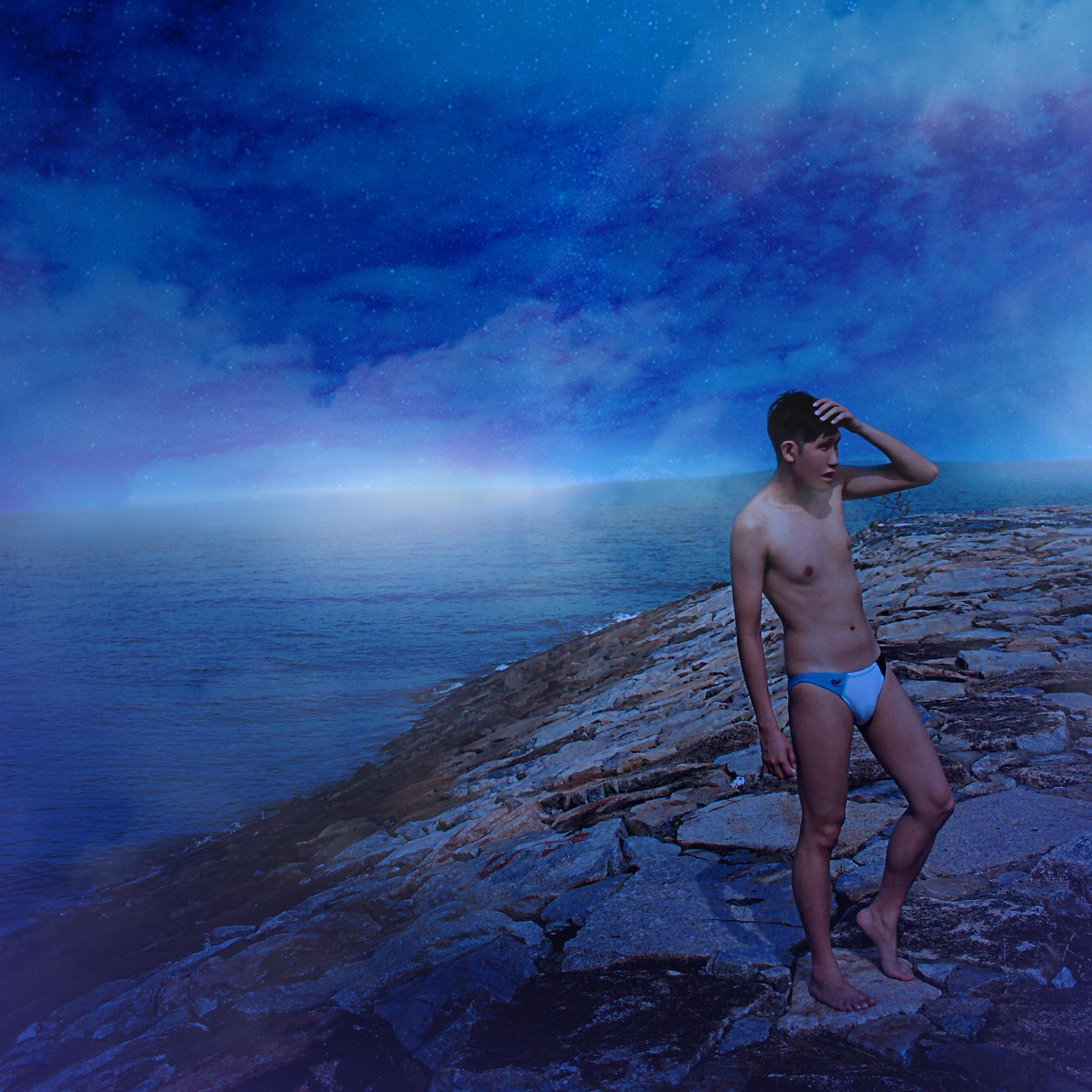 The Genesis Digital Art by Alvin Sim