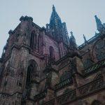 Strasbourg Cathedral of Notre-Dame, France