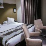 Inter Hotel Le Bristol, Strasbourg 2 Pax Bedroom