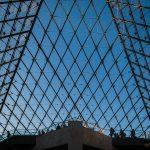 Beautiful Architecture of Musée du Louvre