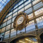 Musée d'Orsay, Paris building clock