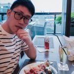 Dining at Carlton City Hotel Singapore Club Lounge