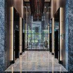 Carlton City Hotel Singapore Lift Lobby