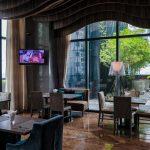 Carlton City Hotel Singapore Club Lounge