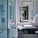 Carlton City Hotel Singapore Hotel Room Toilet