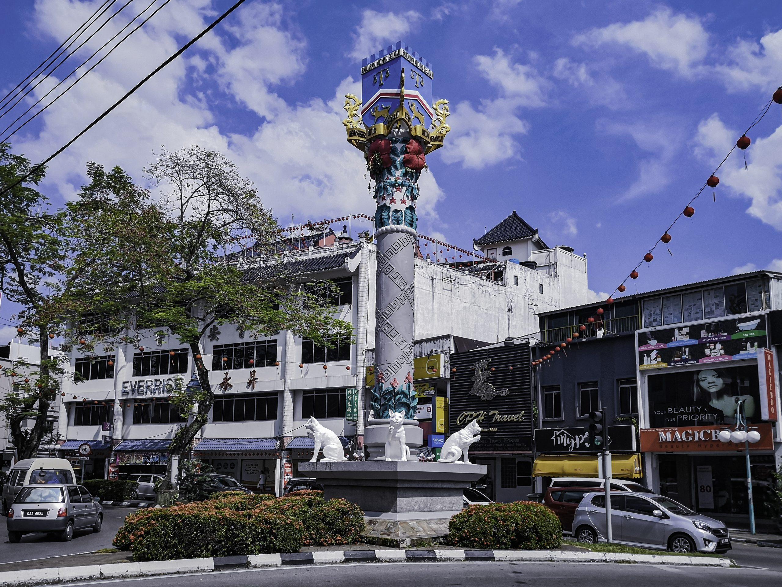 Kuching City, Sarawak, Malaysia