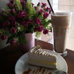 Cafe food in Kuching Malaysia