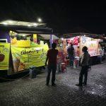 Street Food at Kuching Waterfront