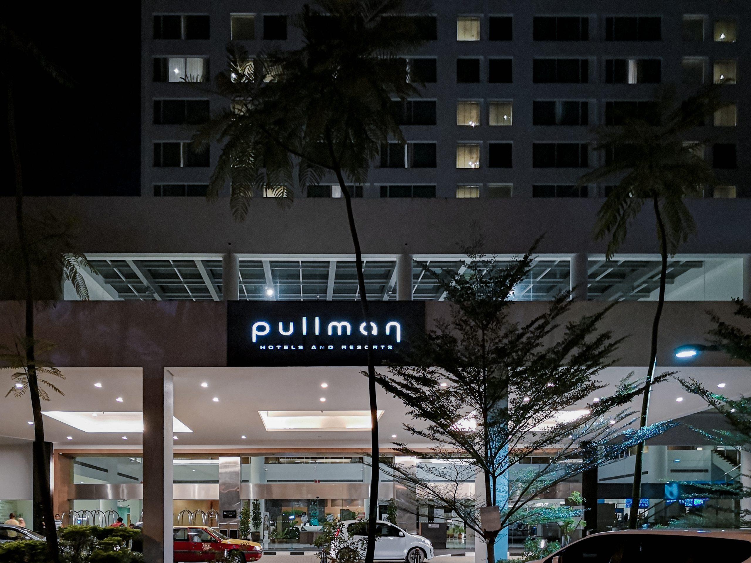 Pullman Kuching Hotel Malaysia