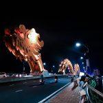 Dragon Bridge, Da Nang, Vietnam