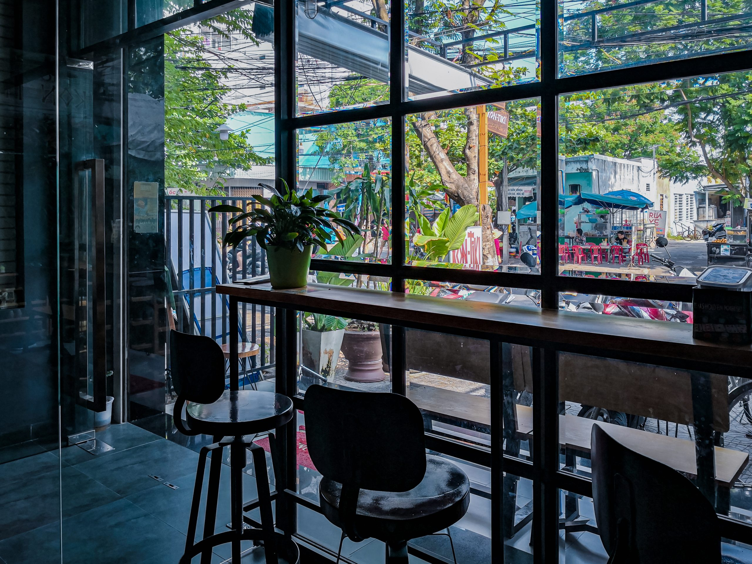 Kon Tiki Da Nang Hostel Room Lobby