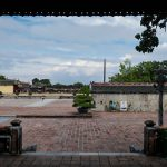 Historical architecture view at Imperial Citadel Of Hue, Vietnam