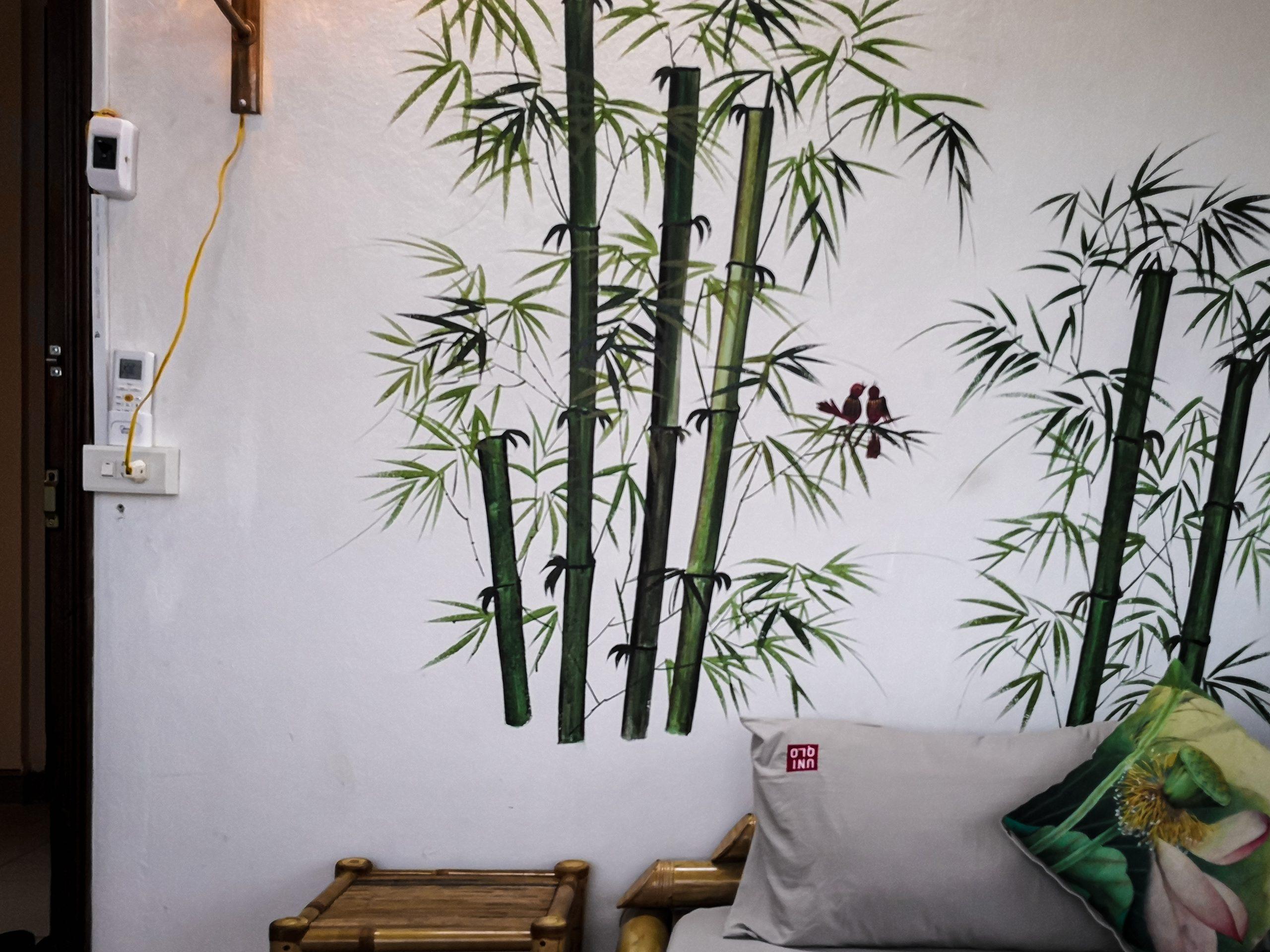 Tam Family Homestay room, Hue, Vietnam
