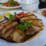 Took Lae Dee Kaa Moo (Pork Trotter Platter)